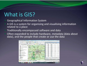 Introduction to GIS Concepts 2014 slide 1